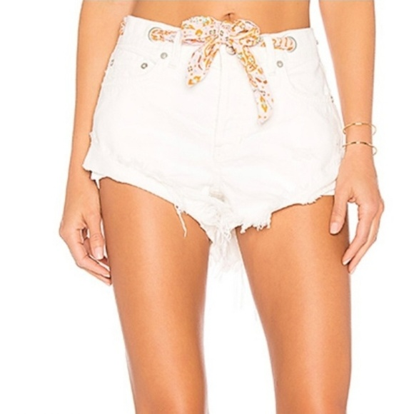 Free People Pants - Free People Jeans Shorts